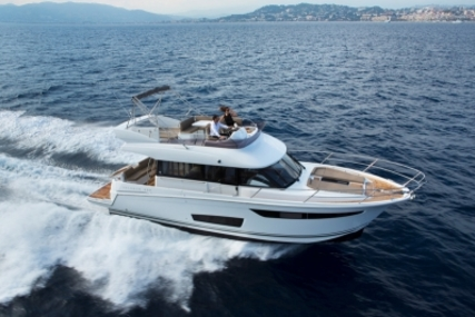 Jeanneau Velasco 43 for sale in France for €379,000 (£332,625)