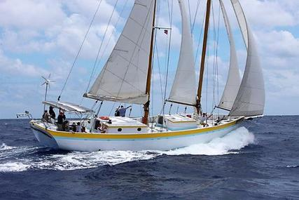 Custom 73ft Staysail Schooner for sale in Saint Vincent and the Grenadines for $325,000 (£230,167)