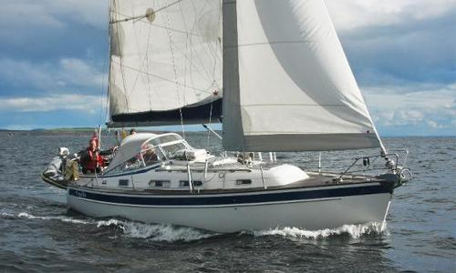 Image of Hallberg-Rassy 342 for sale in United Kingdom for £126,000 Largs, United Kingdom