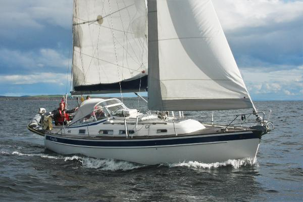 Hallberg-Rassy 342 for sale in United Kingdom for £112,500