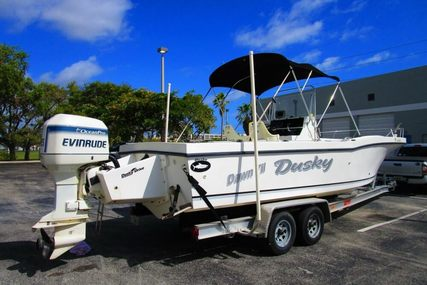 Dusky Marine 256 Center Console for sale in United States of America for 22.900 $ (16.303 £)
