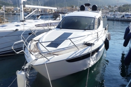 Galeon 385 HTS for sale in Spain for €349,000 (£305,848)