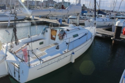 Beneteau First 27.7 for sale in Ireland for €26,500 (£23,668)