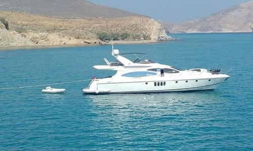 Image of Azimut Yachts 68 Fly Plus for sale in Cyprus for €480,000 (£404,923) Cyprus
