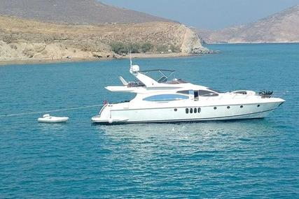 Azimut 68 Fly Plus for sale in Cyprus for €480,000 (£421,848)