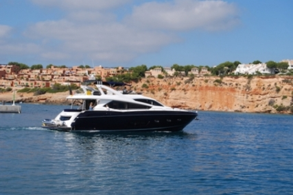 Sunseeker Manhattan 73 for sale in Spain for €1,650,000 (£1,481,588)