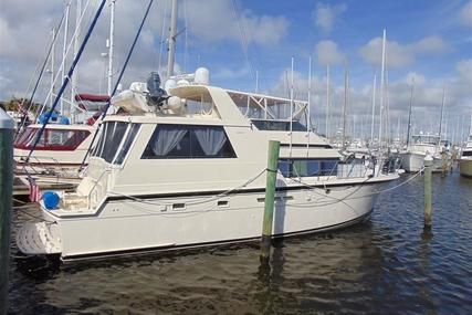 Hatteras 52 Cockpit Motor Yacht (CPMY) for sale in United States of America for $189,900 (£136,197)