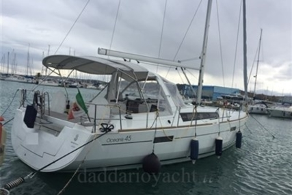 Beneteau Oceanis 45 for sale in Italy for €250,000 (£217,582)