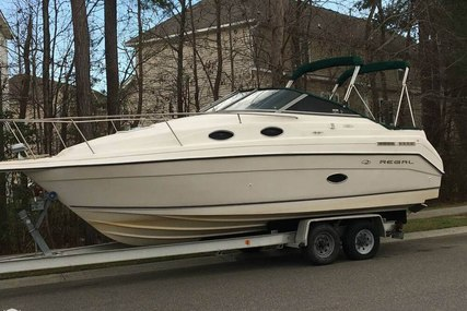 Regal 2580 Commodore for sale in United States of America for $20,500 (£14,594)