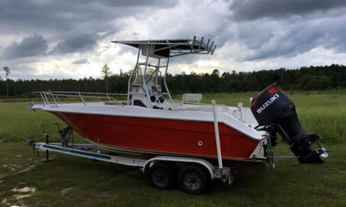 Image of Sea Ray 21 CC Laguna for sale in United States of America for $17,000 (£12,916) Lakeland, Georgia, United States of America