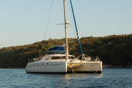 Fountaine Pajot Belize 43 for sale in Italy for €165,000 (£146,715)