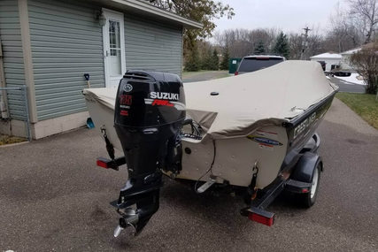 Crestliner Fish Hawk 1750SC for sale in United States of America for $20,000 (£14,164)
