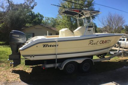 Triton 2486 CC for sale in United States of America for $31,200 (£23,802)