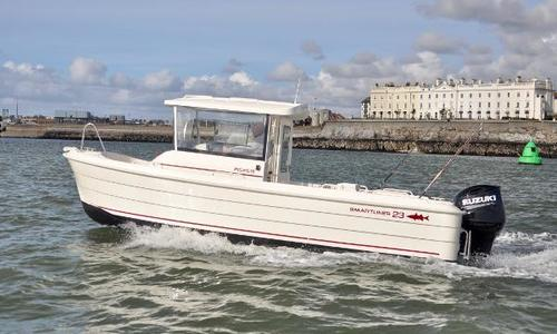 Image of Smartliner Fisher 23 for sale in United Kingdom for £17,900 Plymouth, United Kingdom