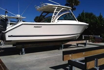 Pursuit DC 265 Dual Console for sale in  for $92,500 (£66,284)
