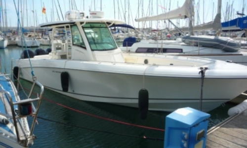 Image of Boston Whaler 350 Outrage for sale in France for €295,000 (£260,419) LE BARCARES, France