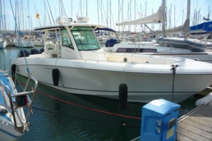 Boston Whaler 350 Outrage for sale in France for €295,000 (£258,525)