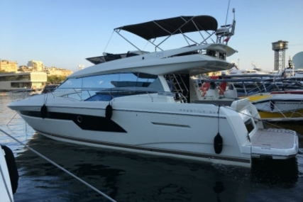 Prestige 520 for sale in Finland for €780,000 (£681,937)
