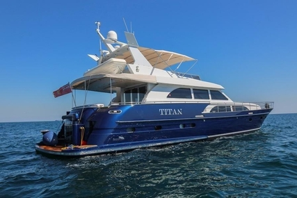 Wim Van der Valk Continental for sale in Turkey for €1,475,000 (£1,319,356)