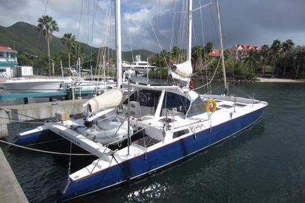 SPRONK 50 ketch rigged catamaran for sale in Bahamas for 349.000 $ (250.449 £)