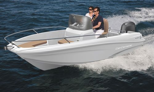 Image of Jeanneau Cap Camarat 4.7 Center Console for sale in United Kingdom for £14,995 Brightlingsea, United Kingdom