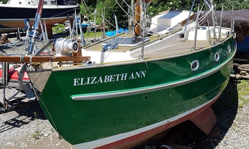 Image of Yarmouth 23 Gaff Rig Topsail Cutter for sale in United Kingdom for £35,000 Brightlingsea, United Kingdom