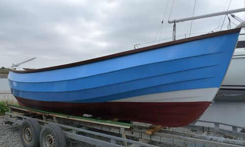 Image of Yorkshire Triton Coble 20ft Launch for sale in United Kingdom for £7,495 Brightlingsea, United Kingdom