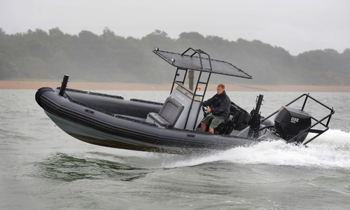 Image of Ballistic 7.8m Commercial for sale in United Kingdom for £99,995 South East, United Kingdom