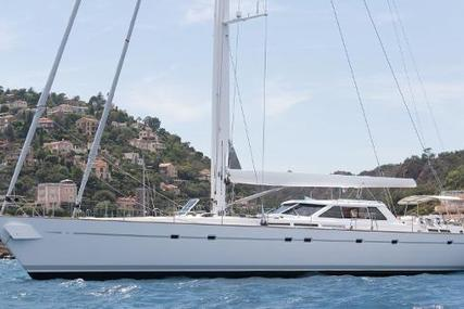 FITZ 84ft Aluminium Cutter Sloop for sale in Italy for €1,890,000 (£1,662,021)
