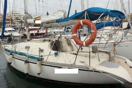 Jeanneau Eolia for sale in Spain for €8,000 (£7,002)