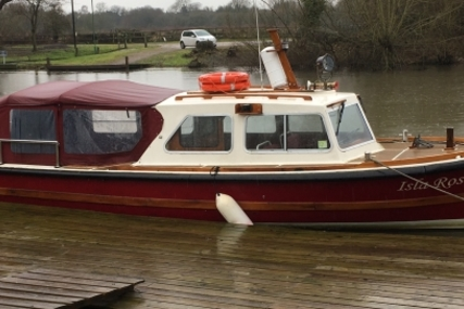 Isla Rose Former Police Launch for sale in United Kingdom for £19,950