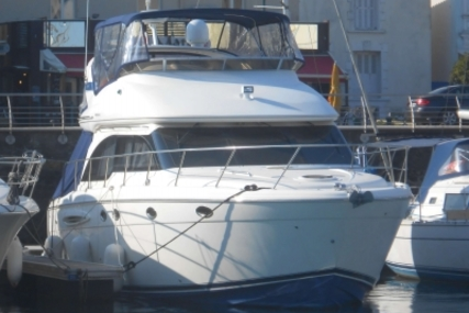 Meridian 411 for sale in France for €230,000 (£203,042)