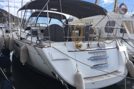 Jeanneau Sun Odyssey 57 for sale in France for €550,000 (£484,825)