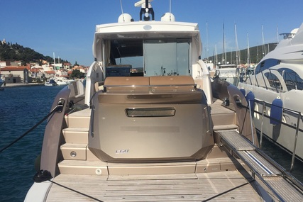 Sessa Marine  C68 for sale in Croatia for €1,190,000 (£1,042,424)