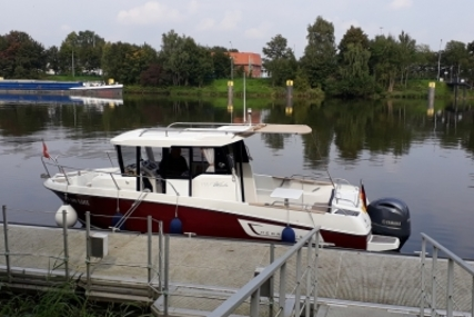 Jeanneau Merry Fisher 755 Marlin for sale in Germany for €65,000 (£57,324)