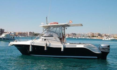 Image of Quicksilver 750 Offshore OB for sale in Spain for €23,000 (£20,147) Costa Blanca, , Spain
