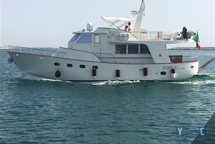 Cantiere Navale del Delta CND 52 for sale in Italy for €210,000 (£182,769)
