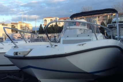 Quicksilver 605 Activ for sale in France for €21,500 (£18,797)