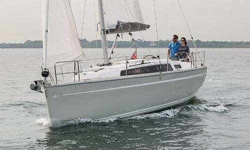 Image of Bavaria Yachts 34 Cruiser for sale in United Kingdom for £127,144 Swanwick, United Kingdom