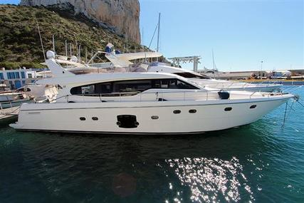 Ferretti 630 for sale in Spain for €850,000 (£746,013)