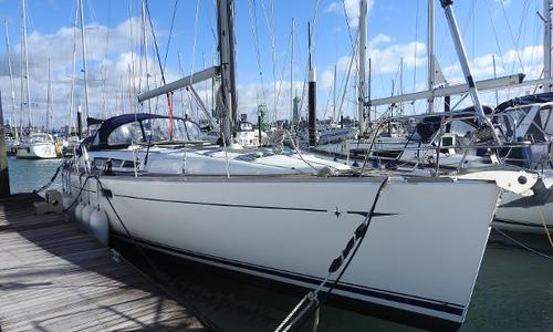 Image of Jeanneau Sun Odyssey 45 for sale in United Kingdom for £114,950 Swanwick, United Kingdom