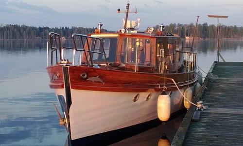 Image of Freeman Attrill 40ft TSDY for sale in Finland for €119,500 (£105,388) Vääksy, (), Finland
