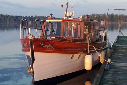 Freeman Attrill 40ft TSDY for sale in Finland for €119,500 (£106,697)