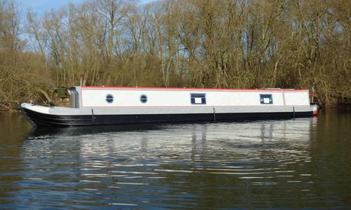 Image of Custom Stem to Stern 57' Narrowboat for sale in United Kingdom for £129,950 Woking, Surrey, , United Kingdom