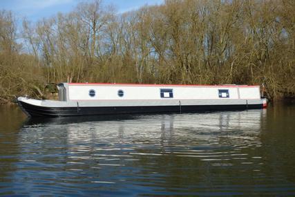 Custom Stem to Stern 57' Narrowboat for sale in United Kingdom for £129,950
