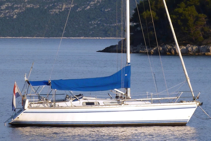 Comfortina 35 for sale in Croatia for €67,000 (£58,802)