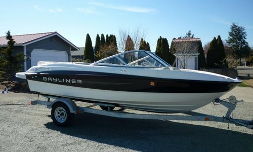 Image of Bayliner 185 Bowrider for sale in United States of America for $21,500 (£17,078) Camano, Washington, United States of America