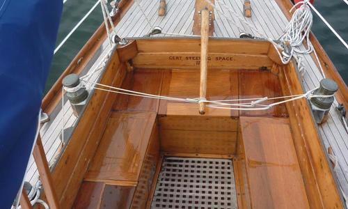 Image of Classic Robert Clark Bermudan sloop for sale in United Kingdom for £23,000 ($30,620) Oban, Argyll & Bute, , United Kingdom
