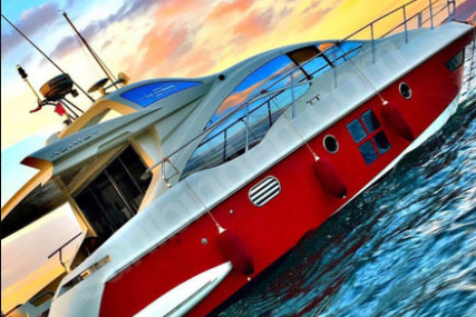 Azimut 43 S for sale in Turkey for €219,000 (£190,782)