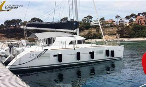 Image of Lagoon 380 for sale in France for €297,000 (£260,161) Var, France